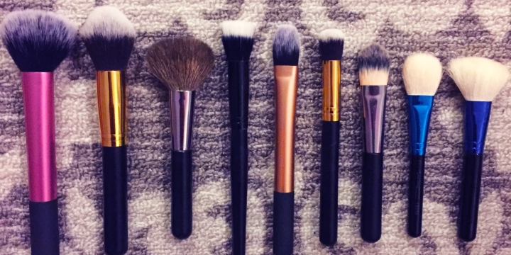 The only products you'll ever need for properly cleaning your makeupbrushes
