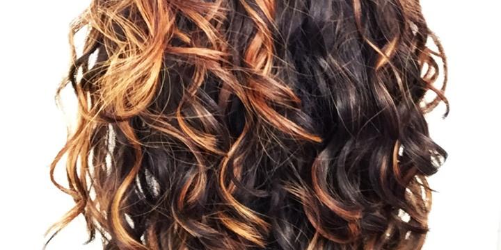 My amazing Deva Cut + No-Poo curltransformation