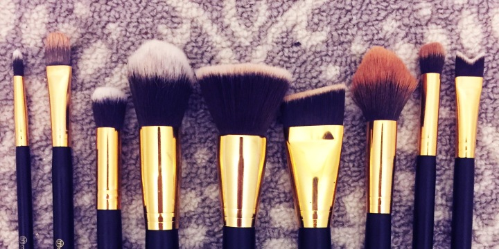 The only makeup brushes you need in yourlife