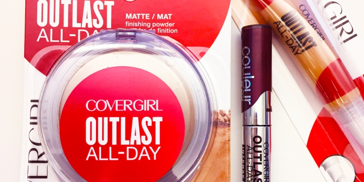 CoverGirl Outlast products to try in 2017