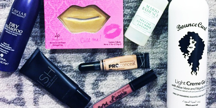 February Beauty Favorites + A SPECIALANNOUNCEMENT